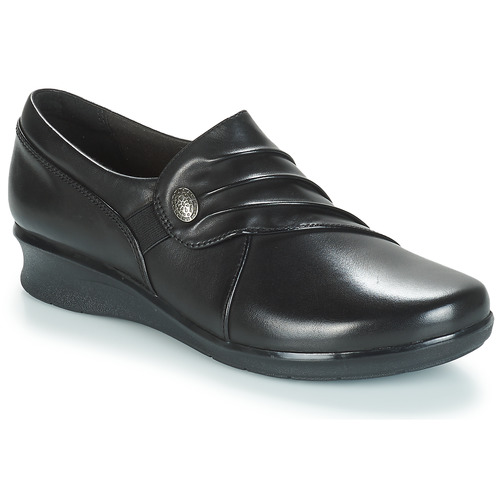 Shoes Women Flat shoes Clarks HOPE ROXANNE  black