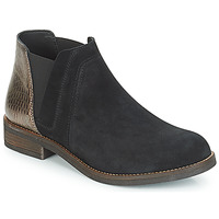 Shoes Women Mid boots Clarks DEMI BEAT  black