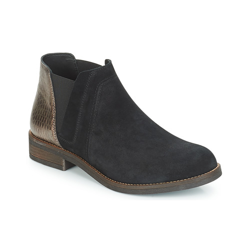 Shoes Women Ankle boots Clarks DEMI BEAT  black