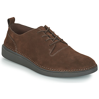 Shoes Men Derby Shoes Clarks HALE LACE Brown