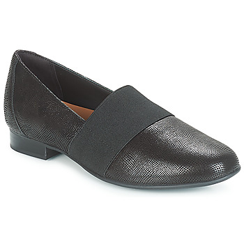 Shoes Women Flat shoes Clarks UN BLUSH LO  black