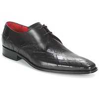 Shoes Men Derby Shoes Jeffery-West LAZER DERBY  black