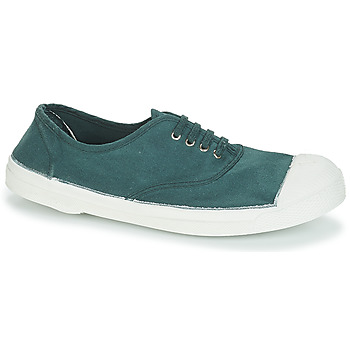 Shoes Women Low top trainers Bensimon TENNIS LACET Bottle blue