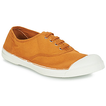 Shoes Women Mid boots Bensimon TENNIS LACET Saffron