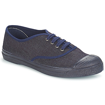 Shoes Women Low top trainers Bensimon TENNIS LACET Denim / Navy
