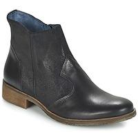 Shoes Women Mid boots Kickers LIXY Black