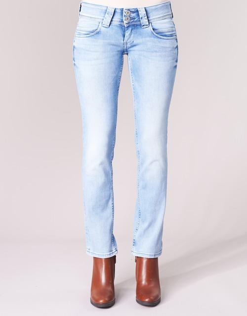 Pepe VENUS Clear jeans jeans Pepe Blue 06qdBBUw