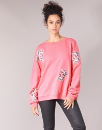 Clothing Women sweaters Pepe jeans ROSE Pink