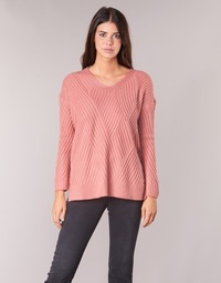 Clothing Women jumpers Pepe jeans EDNA Pink