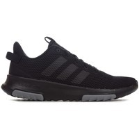 Shoes Men Low top trainers adidas Originals CF Racer TR Black