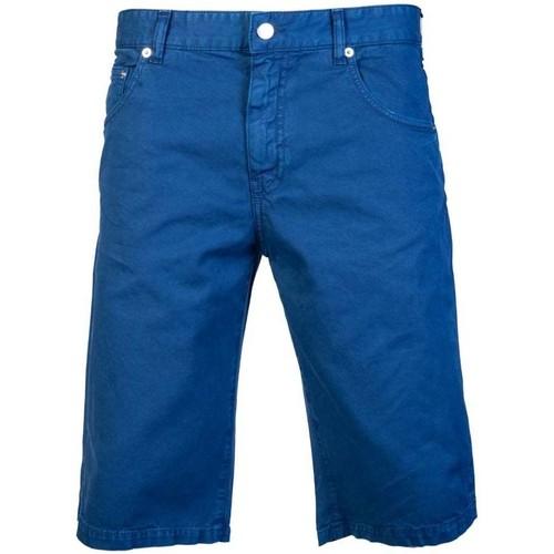Clothing Men Shorts / Bermudas Love Moschino M006581S2996_y60navy blue