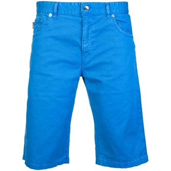 Clothing Men Shorts / Bermudas Moschino M006581S2996_royal blue