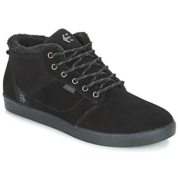 Shoes Men Hi top trainers Etnies JEFFERSON MID Black