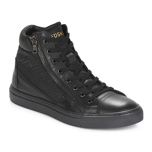 Shoes Men Hi top trainers Redskins NERINAM Black