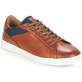 Shoes Men Low top trainers Redskins AMICAL Cognac