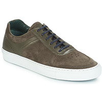 Shoes Men Low top trainers Ted Baker BURALL Dark / Green