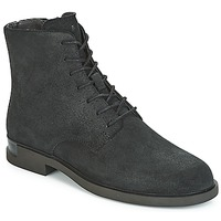 Shoes Women Mid boots Camper IMAN Black