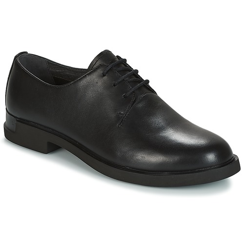 Shoes Women Derby Shoes Camper IMAN Black