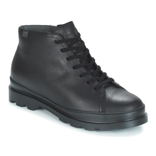 Shoes Men Mid boots Camper BRTO GTX Black