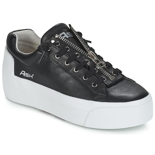 Shoes Women Low top trainers Ash BUZZ  black