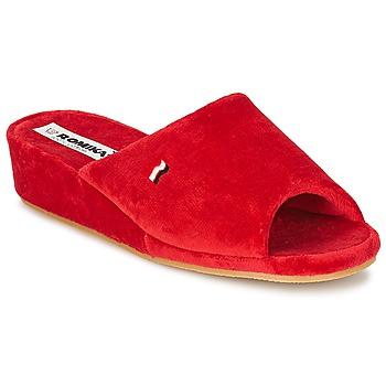 Shoes Women Slippers Romika PARIS Pink