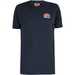 Clothing Men Short-sleeved t-shirts Ellesse Canaletto T-Shirt blue