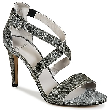 Shoes Women Sandals Perlato ALAMA Silver