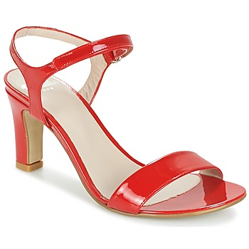 Shoes Women Sandals Perlato MONDEGO Red