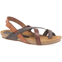 Shoes Girl Sandals Yokono Ibiza Womens Sandals brown