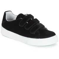 Shoes Women Low top trainers Yurban JOZZY Black