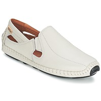Shoes Men Loafers Pikolinos JEREZ 09Z White