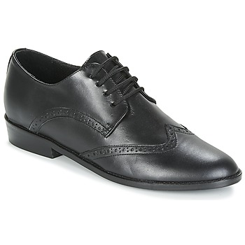 Shoes Women Derby Shoes So Size JANDEL Black