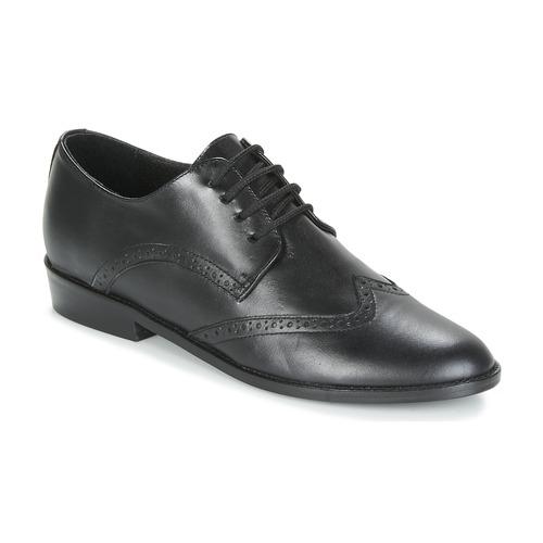 Shoes Women Derby Shoes So Size JANDEL Black