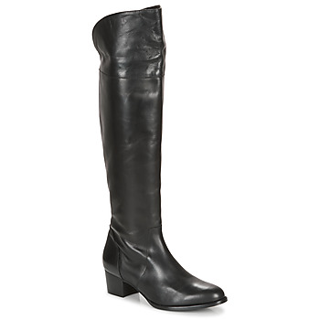 Shoes Women Thigh boots So Size JICHELIEU Black