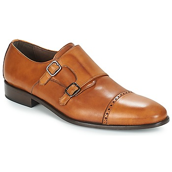Shoes Men Brogues So Size JIPJOP Brown