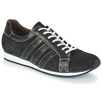 Shoes Men Low top trainers So Size JESKET Black