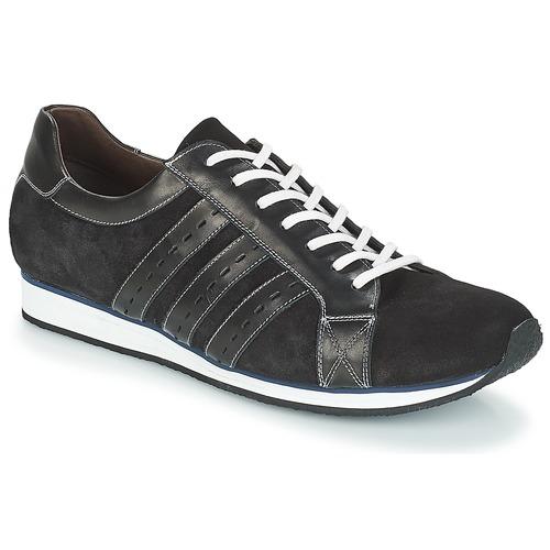 Shoes Men Low top trainers So Size JESKET Black