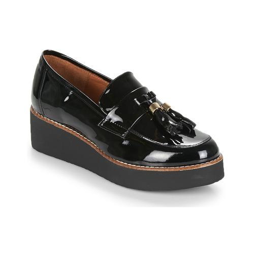 Shoes Women Loafers Fericelli JOLLEGNO Black