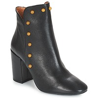 Shoes Women Ankle boots Fericelli JATTIPALIA Black