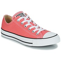 Shoes Low top trainers Converse CHUCK TAYLOR ALL STAR OX Orange / Coral