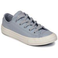 Shoes Girl Low top trainers Converse CHUCK TAYLOR ALL STAR OX Grey