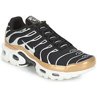 Shoes Women Low top trainers Nike AIR MAX PLUS W Black / Silver