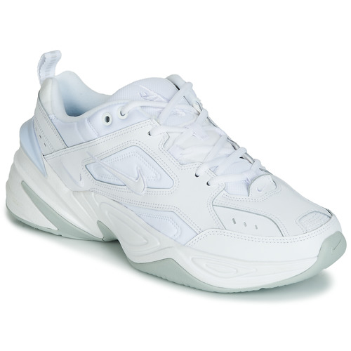 Shoes Men Low top trainers Nike M2K TEKNO White