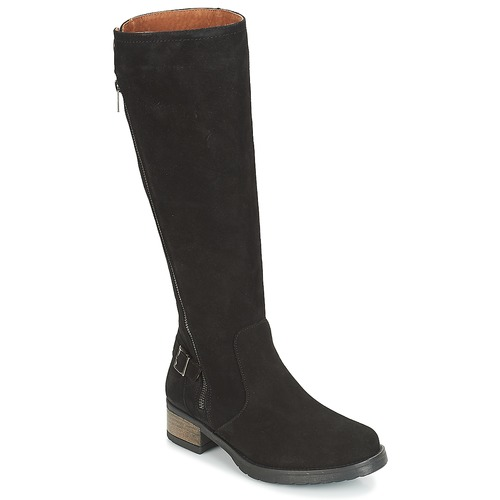 Shoes Women High boots Dream in Green JOFORTA Black