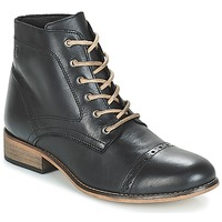 Shoes Women Mid boots Betty London FOLIANE Black