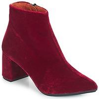 Shoes Women Ankle boots Betty London JILOUTE Bordeaux