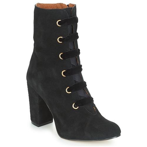 Shoes Women Ankle boots Betty London JIFULA Black