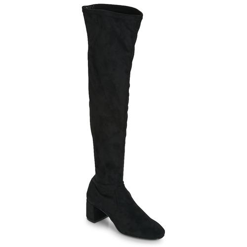 Shoes Women Thigh boots Betty London JOUBITU Black