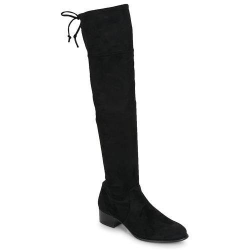 Shoes Women Thigh boots Betty London JAZUMI Black
