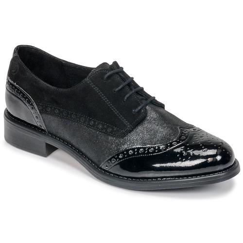 Shoes Women Derby Shoes Betty London CODEUX Black